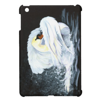 Swan Cover For The iPad Mini