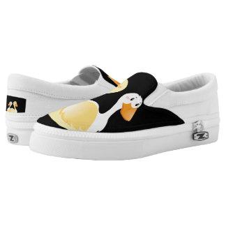 Swan Custom Shoes