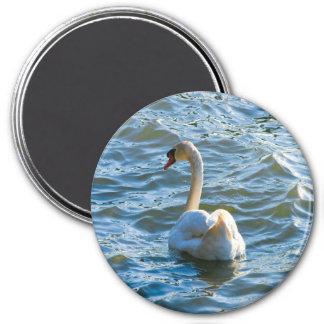 Swan - Customized Refrigerator Magnets