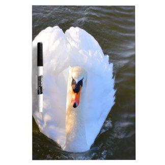 Swan Dry Erase Board