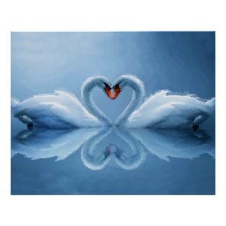 Swan Eternal Love Poster