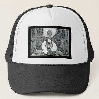 Swan Family Trucker Hat