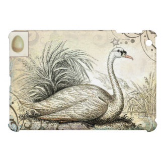 Swan Graphic Cover For The iPad Mini