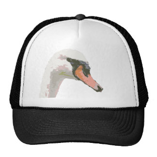 Swan II Mesh Hats