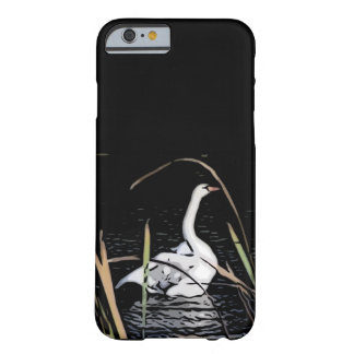 Swan in Reeds iPhone 6, Barely There Barely There iPhone 6 Case
