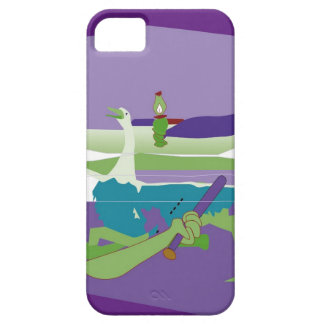 Swan iPhone 5 Cover