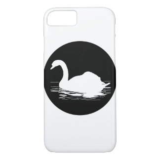 swan iPhone 7 case