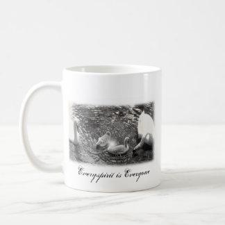 Swan Items Coffee Mug
