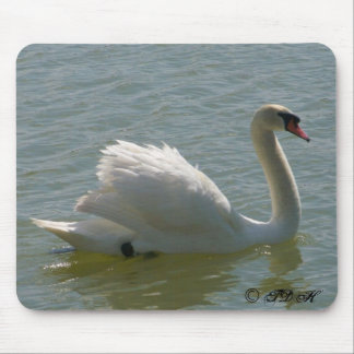 Swan IV Mouse Pad