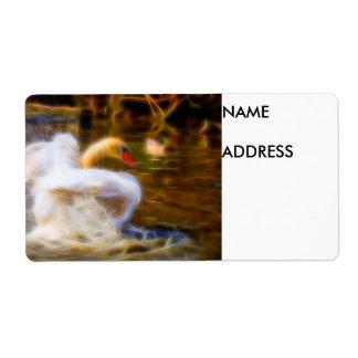 Swan Labels