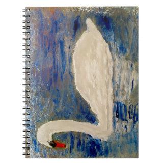 Swan Lake Art Notebooks