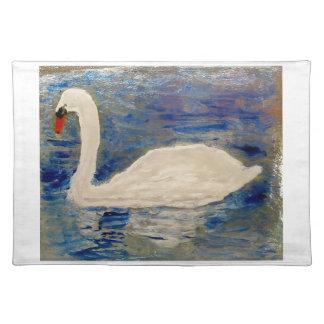 Swan Lake Art Placemat