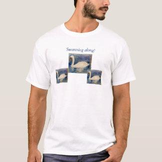 Swan Lake Art T-Shirt