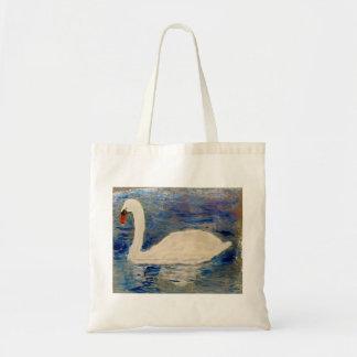 Swan Lake Art Tote Bag