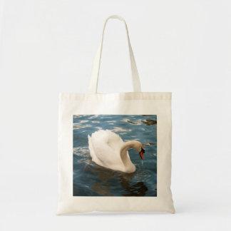 Swan Lake Canvas Bags