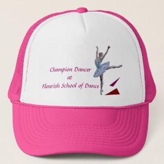 'Swan Lake Ballerina' custom Trucker Hat