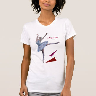 'Swan Lake Ballerina' customizable T-Shirt