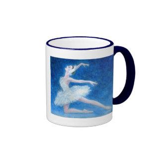Swan Lake Ballet 2-Sided Mug