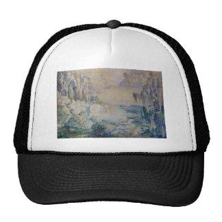 Swan Lake Trucker Hat