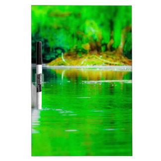 Swan Lake Dry Erase Board
