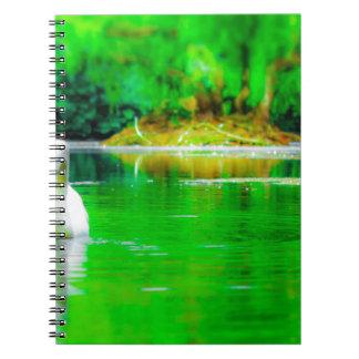 Swan Lake Notebook