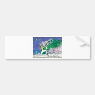 Swan Lake Odette Bumper Sticker