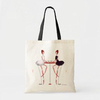 Swan Lake Odette Odile Ballet Bag