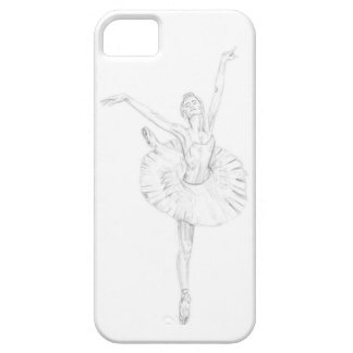 Swan Lake Phone Case