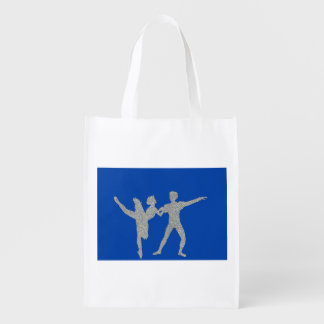 Swan Lake Reusable Grocery Bag