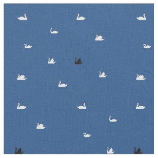 Swan Lake Small Swans Fabric