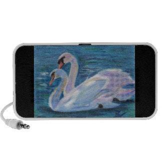 Swan Lake Speaker