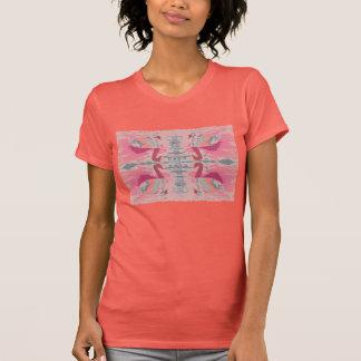 Swan Lake Swan - Tropical T-shirt