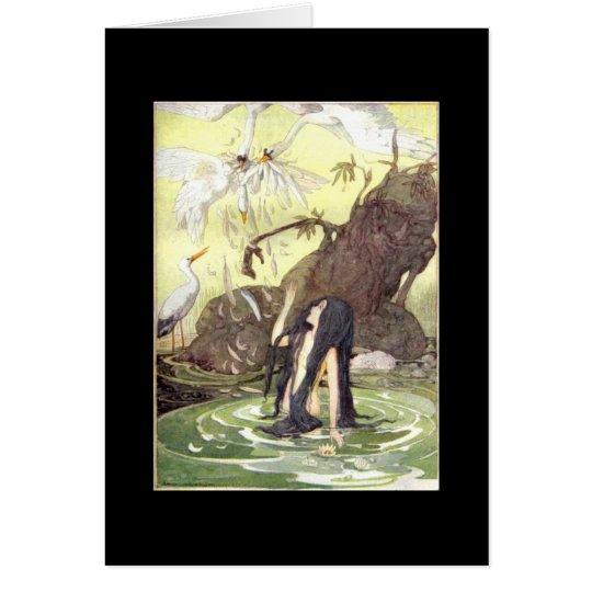 Swan Maiden cards