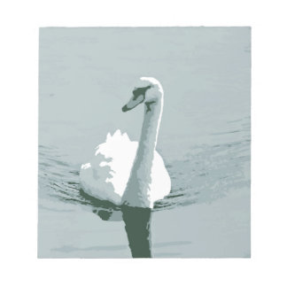 Swan Notepad
