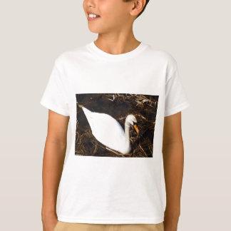 Swan on  Lake T-Shirt
