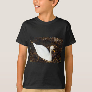 Swan on  Lake T-Shirt