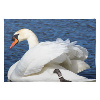 Swan Placemat