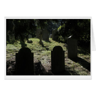 Swan Point Cemetery Greeting Card