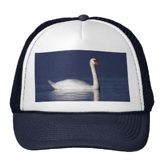 Swan portrait cap