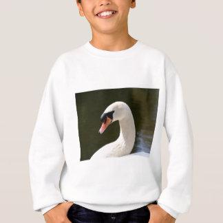 Swan Portrait Sweatshirt