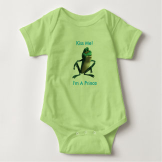 Swan Princess JeanBob Kiss Me Infant Shirt