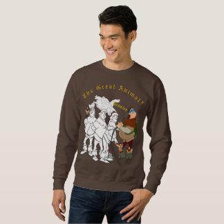 Swan Princess Men's Sketch Bromley Sweatshirt