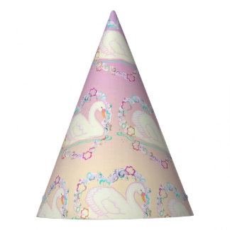 Swan Princess party hat