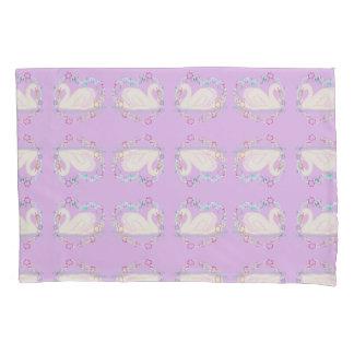 Swan Princess pillow case