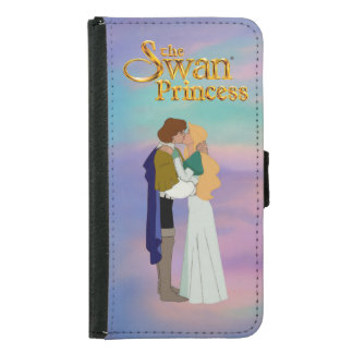 Swan Princess Wallet Case