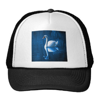 Swan Reflection Cap
