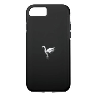 Swan Reflection Phone Case