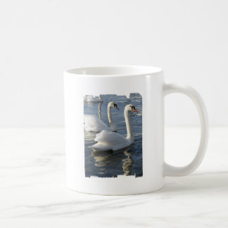 Swan Reflections Coffee Mug