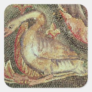 Swan, restored c.1200 sticker
