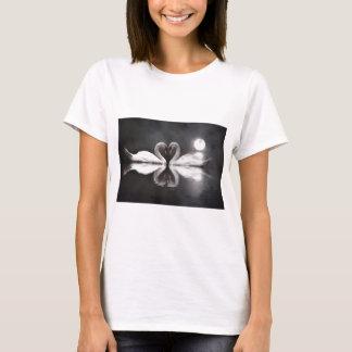 Swan romance T-Shirt